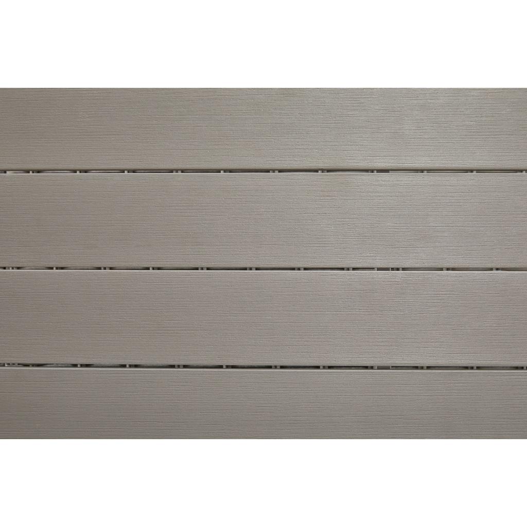 KONIFERA Gartenmöbelset »Den Haag«, (Set, 16 tlg.)