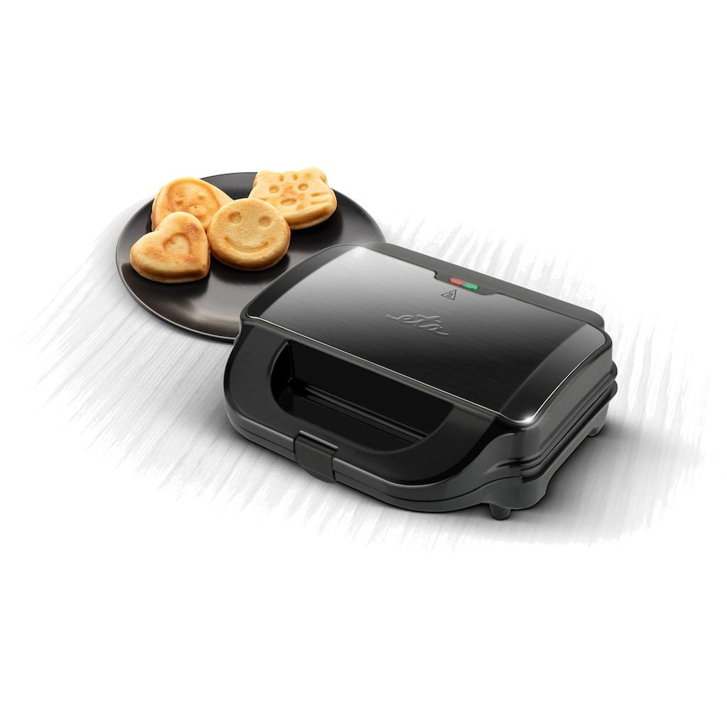 eta Sandwichmaker »SORENTO Plus ETA515190000«, 900 W
