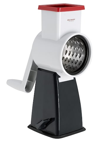 WESTMARK Trommelreibe Edelstahl Kunststoff, (5 - tlg.) kaufen