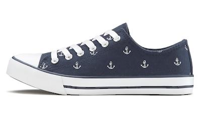 LASCANA Sneaker, mit Ankerprint kaufen