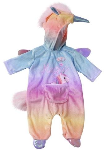 """Baby Born Puppenkleidung """"Kuschelanzug Einhorn"""" kaufen"""