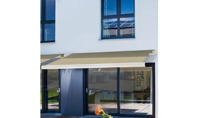 HOME DELUXE Kassettenmarkise »LED Elos V2«, Breite/Ausfall: 600x300 cm, mit LED und Fernbedienung kaufen