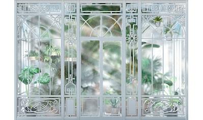 KOMAR Packung: Fototapete »Orangerie«, Ausgezeichnet lichtbeständig kaufen