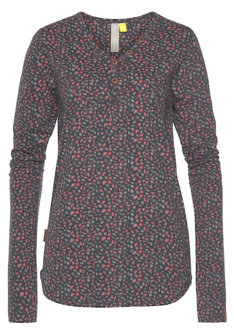 Alife & Kickin Langarmshirt »DaisyAK«, modisches Longsleeve mit Knopf-Details kaufen