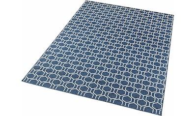 Teppich, »Novalie«, freundin Home Collection, rechteckig, Höhe 4 mm, maschinell gewebt kaufen