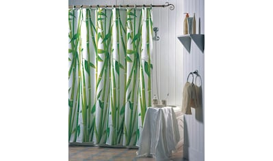 MSV Duschvorhang »Bambus« Breite 180 cm kaufen