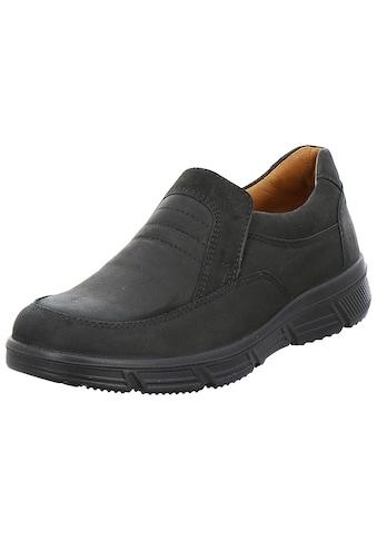 Slipper »461404-12-000 Jomos Slipper schwarz«, mit Lederfutter kaufen