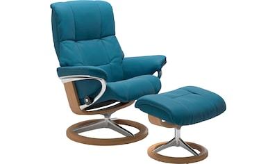 Stressless® Relaxsessel »Mayfair«, mit Signature Base, Größe S, M & L, Gestell Eiche kaufen