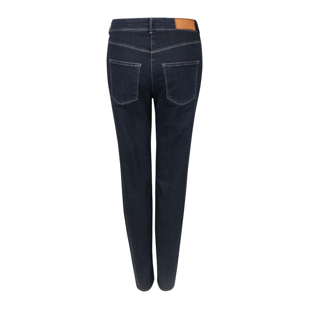 bianca 5-Pocket-Jeans »DENVER«, edle Jeans im coolen Denim Look