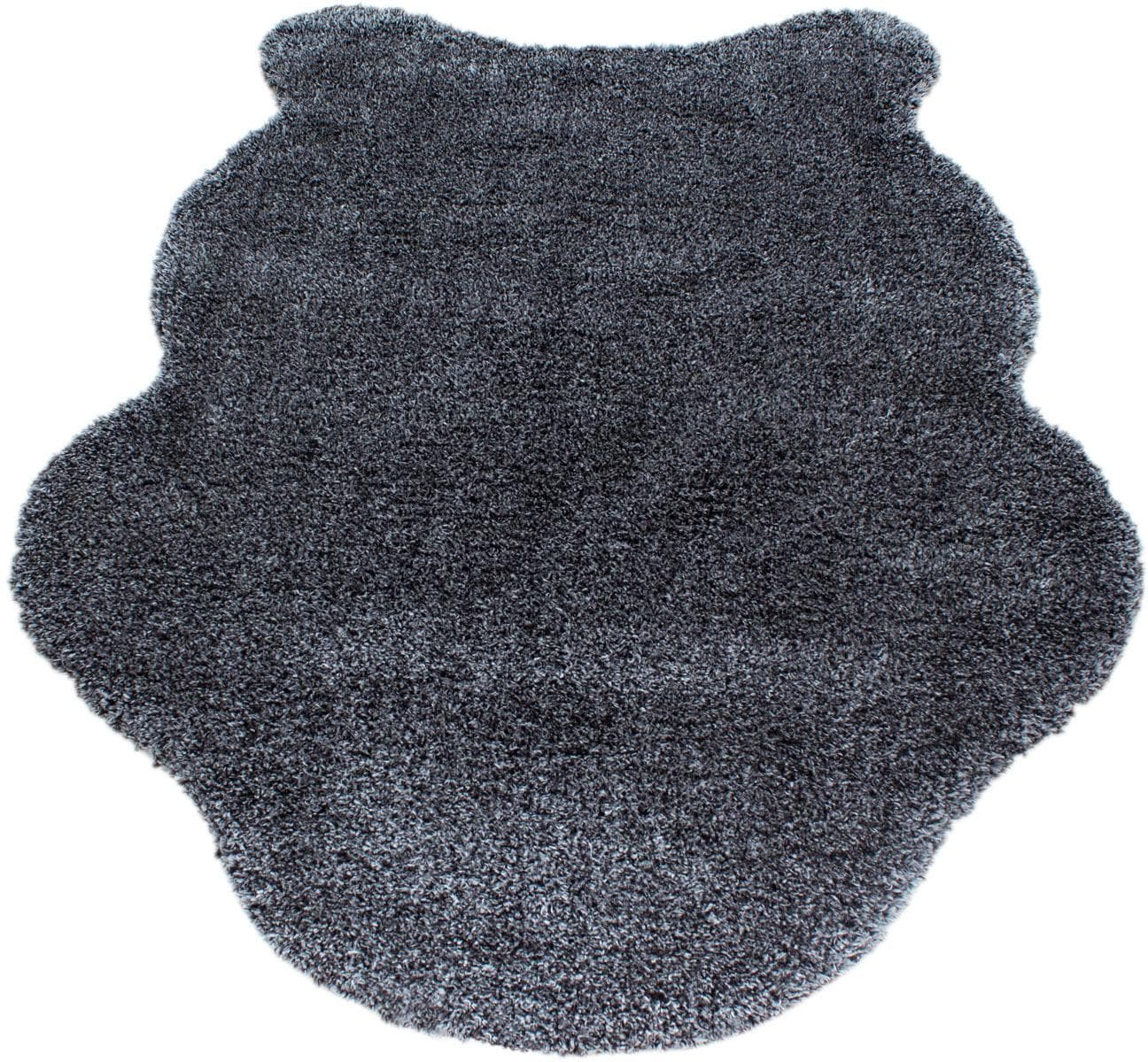 Hochflor-Teppich Schaffell 1000 Ayyildiz fellförmig Höhe 50 mm maschinell gewebt