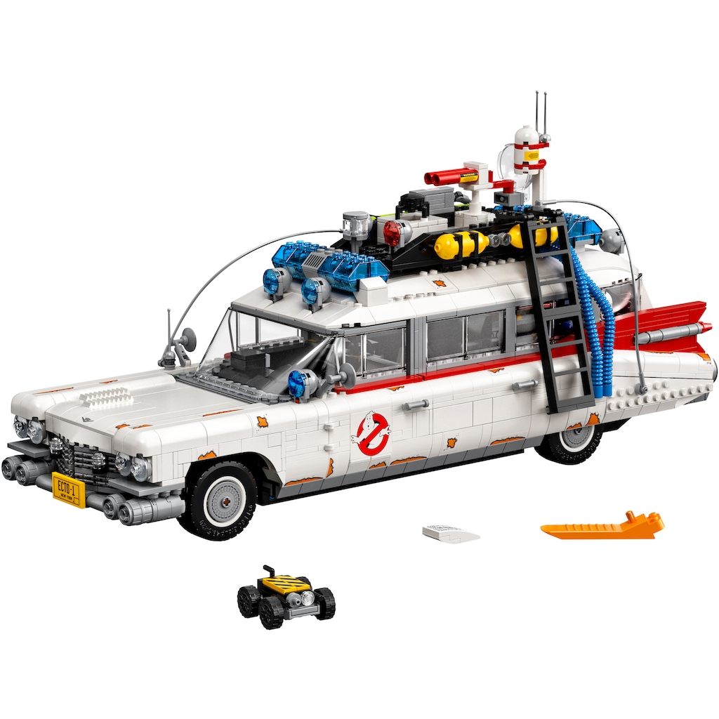 LEGO® Konstruktionsspielsteine »Ghostbusters™ ECTO-1 (10274), LEGO® Creator Expert«, (2352 St.), Made in Europe