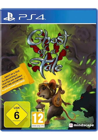 Ghost of a Tale PlayStation 4 kaufen