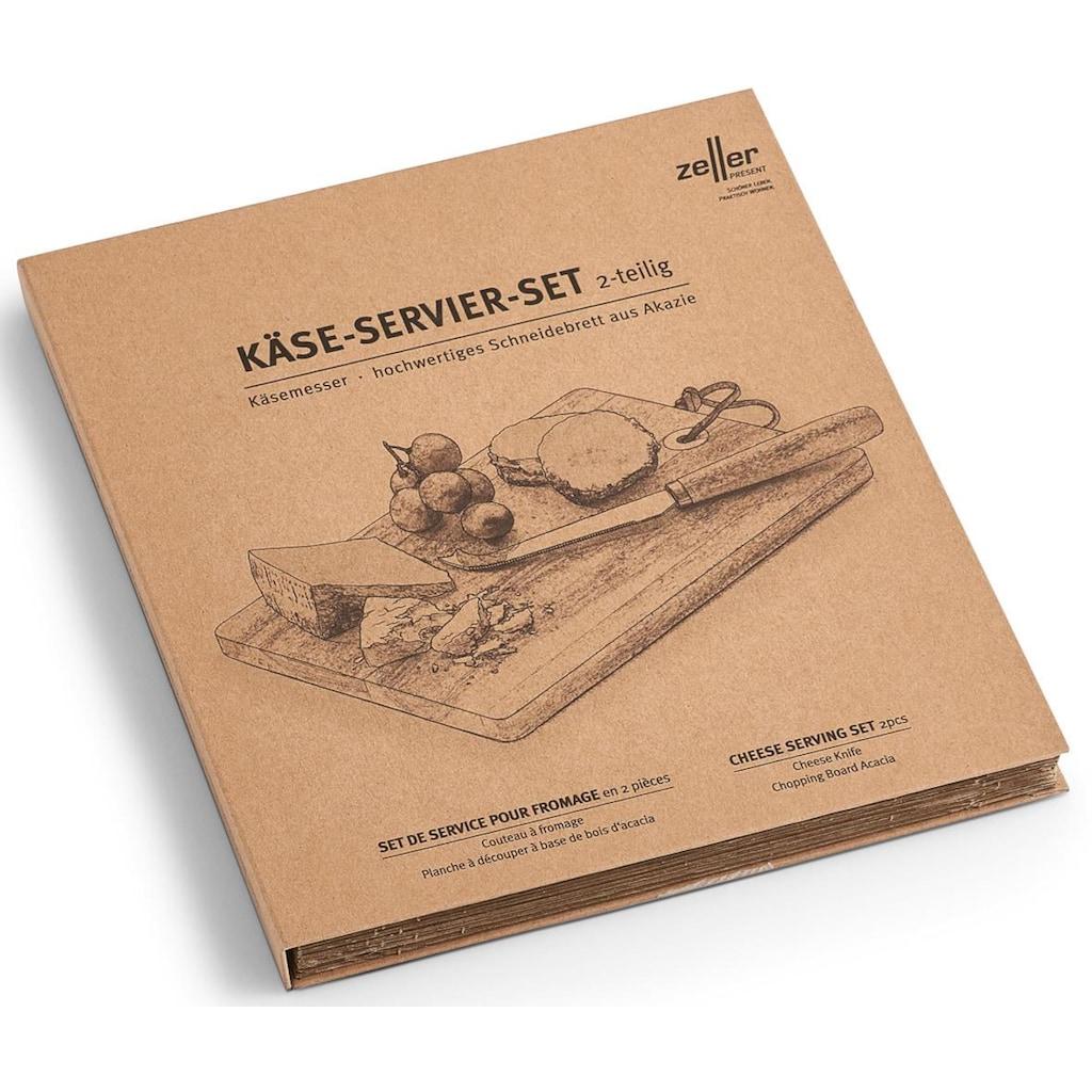 Zeller Present Käsebrett