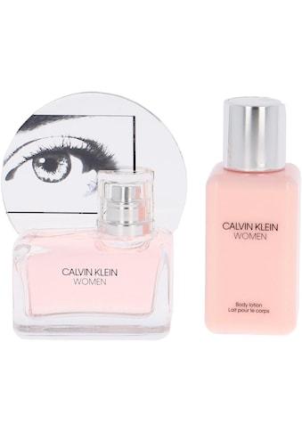 """Calvin Klein Duft - Set """"Women"""", 2 - tlg. kaufen"""