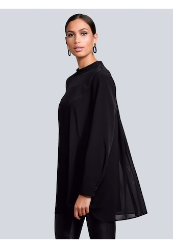 Alba Moda Bluse in modischer Longform kaufen