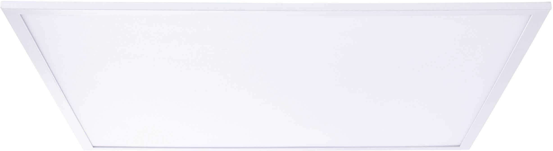 Brilliant Leuchten LED Deckenleuchte CHARLA, LED-Board, Warmweiß, LED Deckenlampe