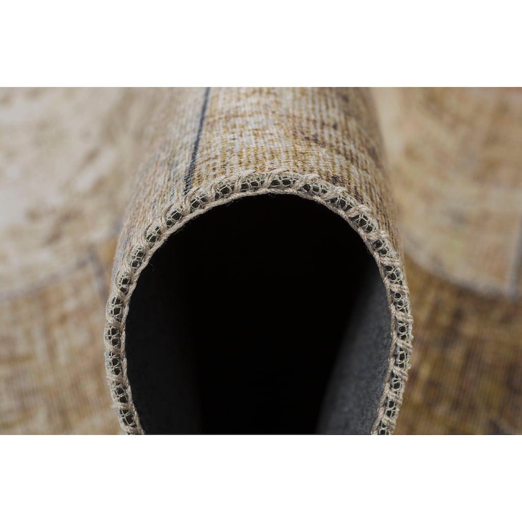 Teppich, »Prima 2«, LUXOR living, rechteckig, Höhe 7 mm, maschinell gewebt