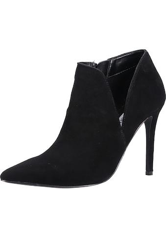 STEVE MADDEN High-Heel-Stiefelette »Veloursleder« kaufen