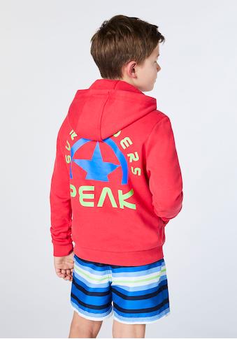 Chiemsee Sweatjacke »CHIEMSEE Sweatshirt für Jungen« kaufen