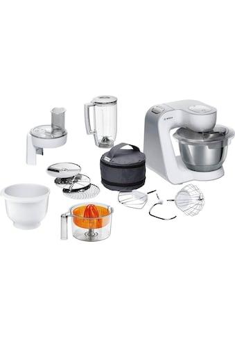 BOSCH Küchenmaschine »CreationLine MUM58243«, 1000 W, 3,9 l Schüssel kaufen