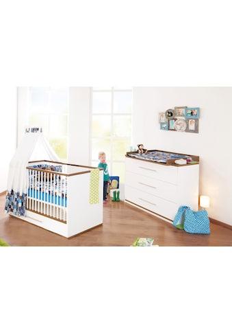 Pinolino® Babymöbel-Set »Tuula«, (Spar-Set, 2 St.), breit; Made in Europe; mit... kaufen
