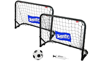 Fußballtor »Mini Goaly«, (Set), BxLxH: 24x60x45 cm kaufen