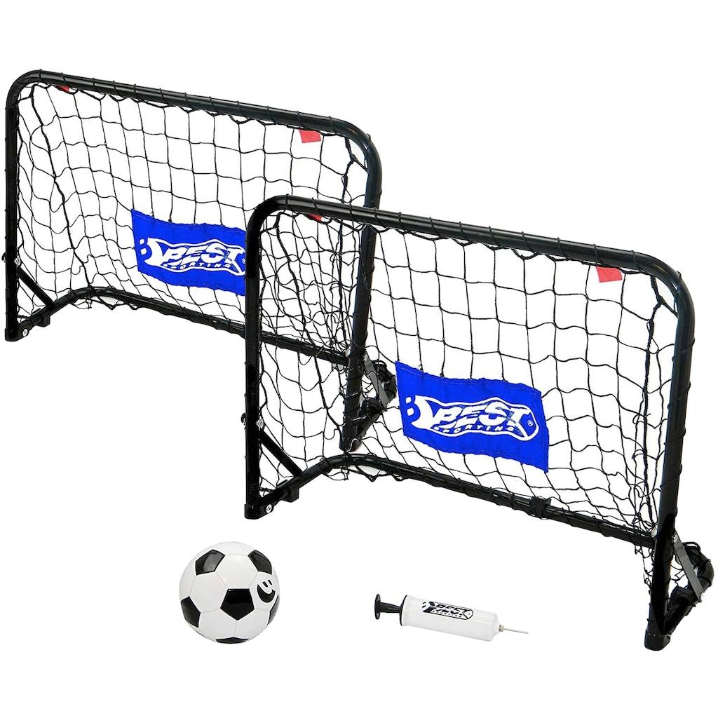 Fußballtor »Mini Goaly«, (Set), BxLxH: 24x60x45 cm