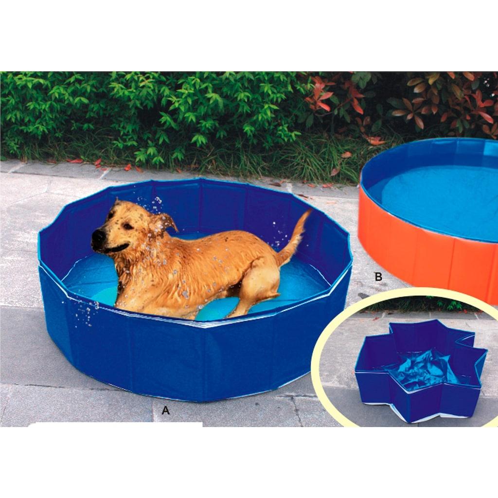 HEIM Planschbecken »Hundepool Outdoor-Dog«, ØxH: 120x30 cm