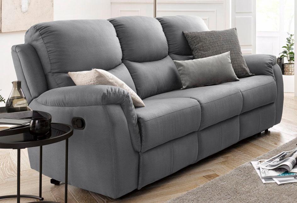 Mikrofaser Stoff 2 3 Sitzer Sofas Online Kaufen Möbel