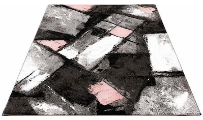 Teppich, »Moda 1135«, Carpet City, rechteckig, Höhe 11 mm, maschinell gewebt kaufen