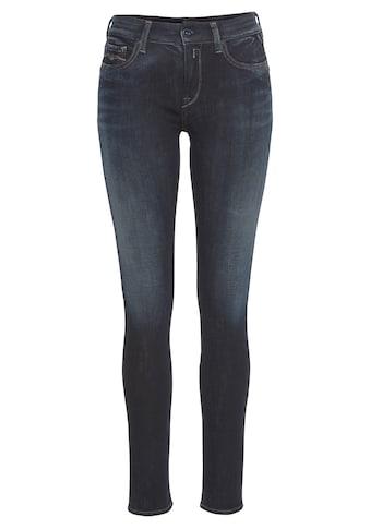 Replay Skinny - fit - Jeans »New Luz  -  Powerstretch« kaufen