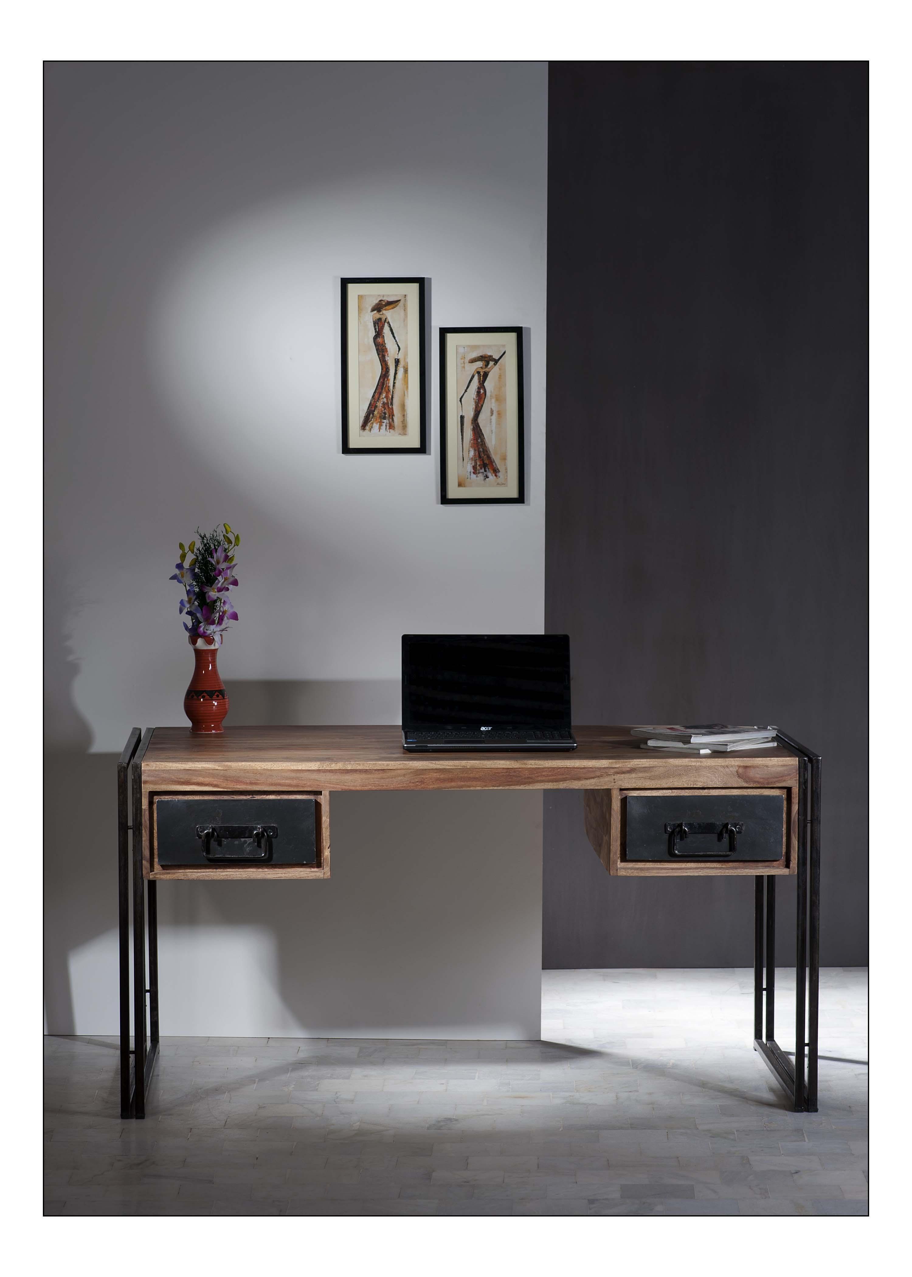 SIT Schreibtisch Panama Wohnen/Möbel/Tische/Holztische/Holz-Schreibtische