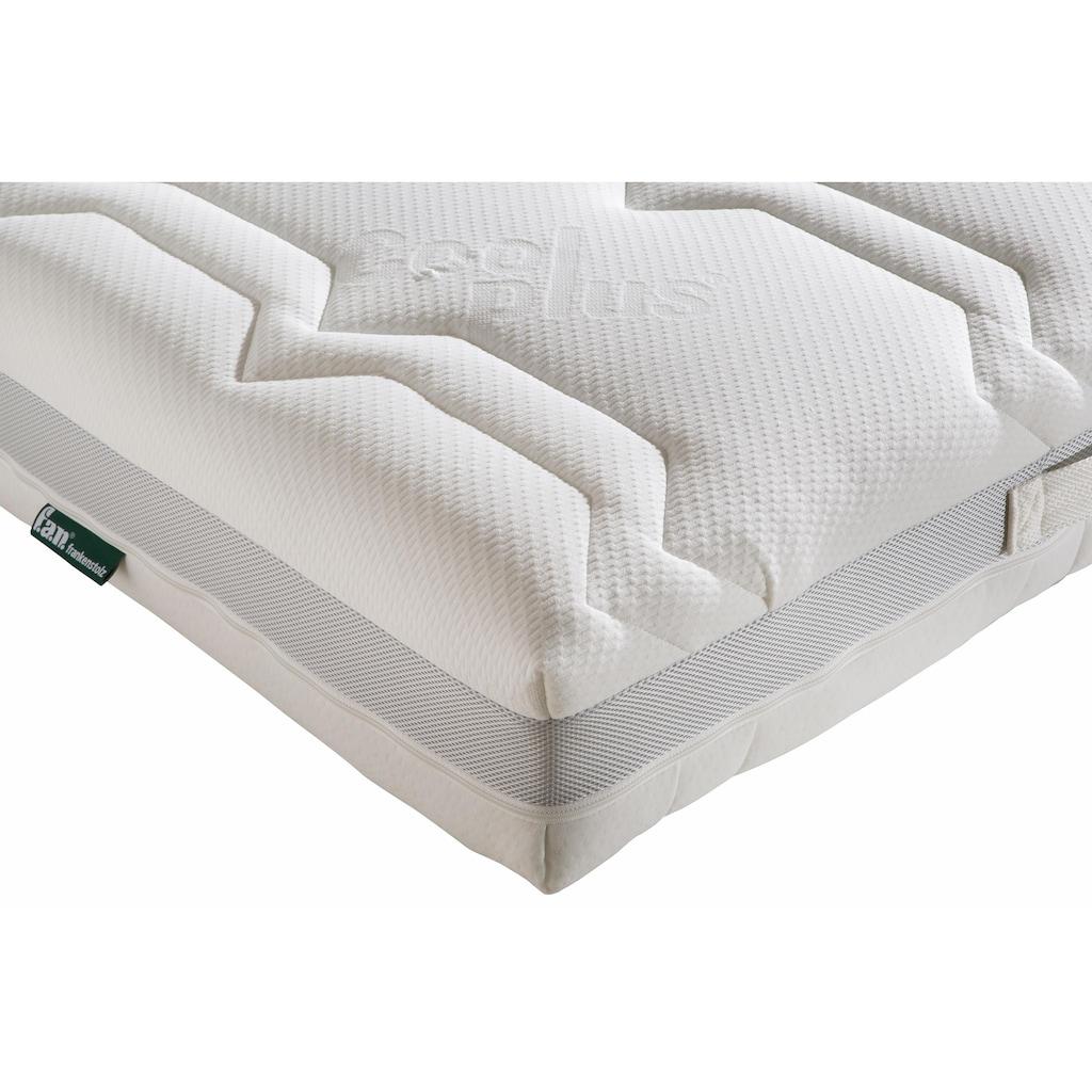 fan Schlafkomfort Exklusiv Taschenfederkernmatratze »Mabona T«, 544 Federn, (1 St.), Bekannt aus der TV-Werbung, mit Sommer- und Winterseite!