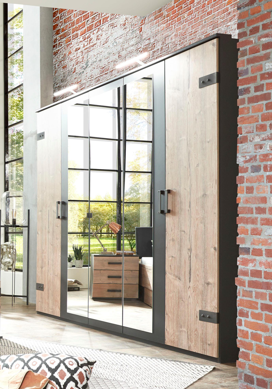 wimex kleiderschrank stockholm auf rechnung kaufen baur. Black Bedroom Furniture Sets. Home Design Ideas