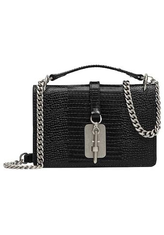 Liebeskind Berlin Mini Bag »Meryl Lizard Crossbody XS«, mit silberfarbenen Details kaufen