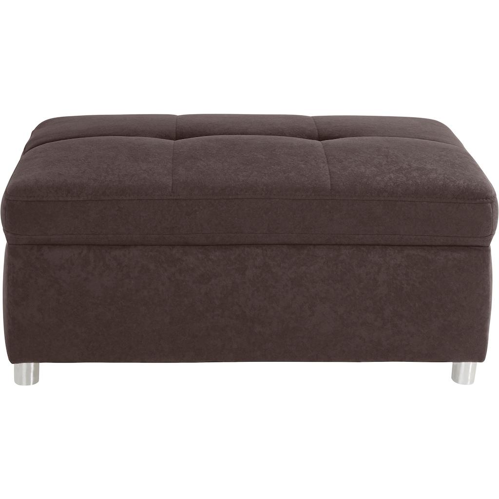 sit&more Polsterhocker »Labene«