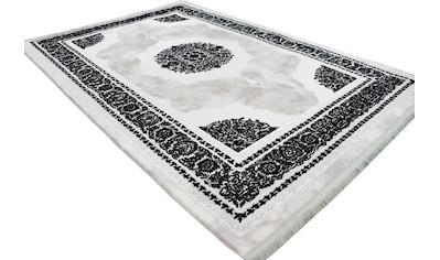 RESITAL The Voice of Carpet Teppich »Vestige 022«, rechteckig, 11 mm Höhe, Kurzflor,... kaufen