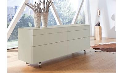 hülsta Sideboard »NEO Sideboard«, mit 6 Schubladen, Breite 211,2 cm, inklusive Liefer-... kaufen