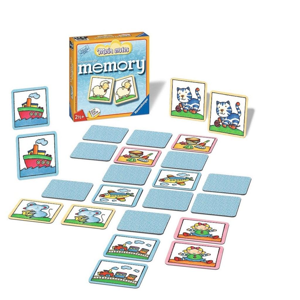 Ravensburger Spiel »Mein erstes memory®«, Made in Europe, FSC® - schützt Wald - weltweit