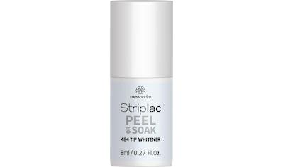 alessandro international UV-Nagellack »Striplac TIP WHITENER« kaufen