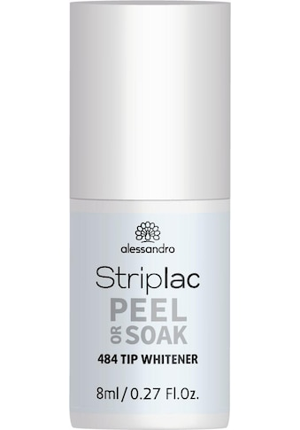 "alessandro international UV - Nagellack ""Striplac TIP WHITENER"" kaufen"
