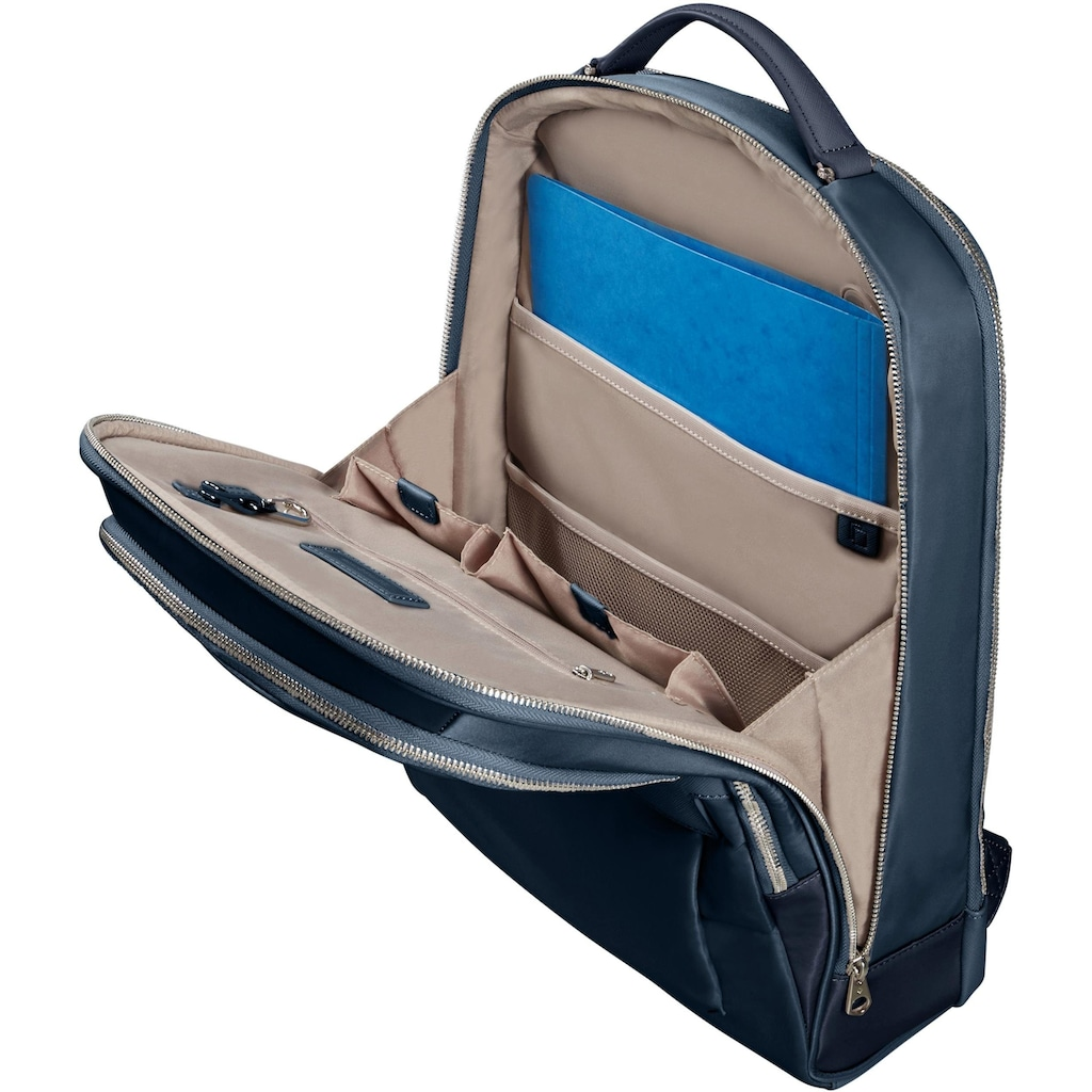 Samsonite Laptoprucksack »Zalia 2.0, midnight blue«