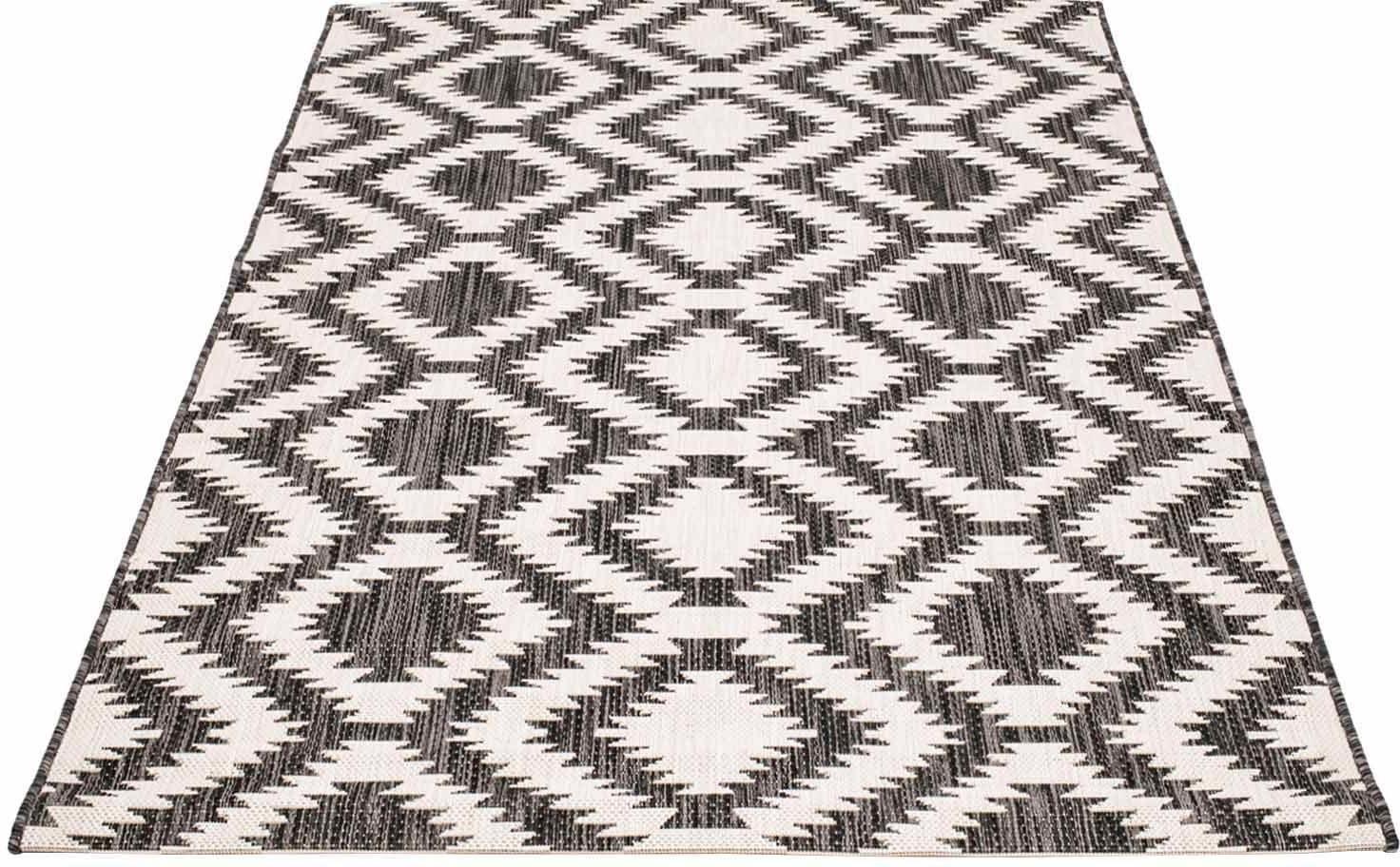 Teppich Sun 602 Carpet City rechteckig Höhe 5 mm maschinell gewebt