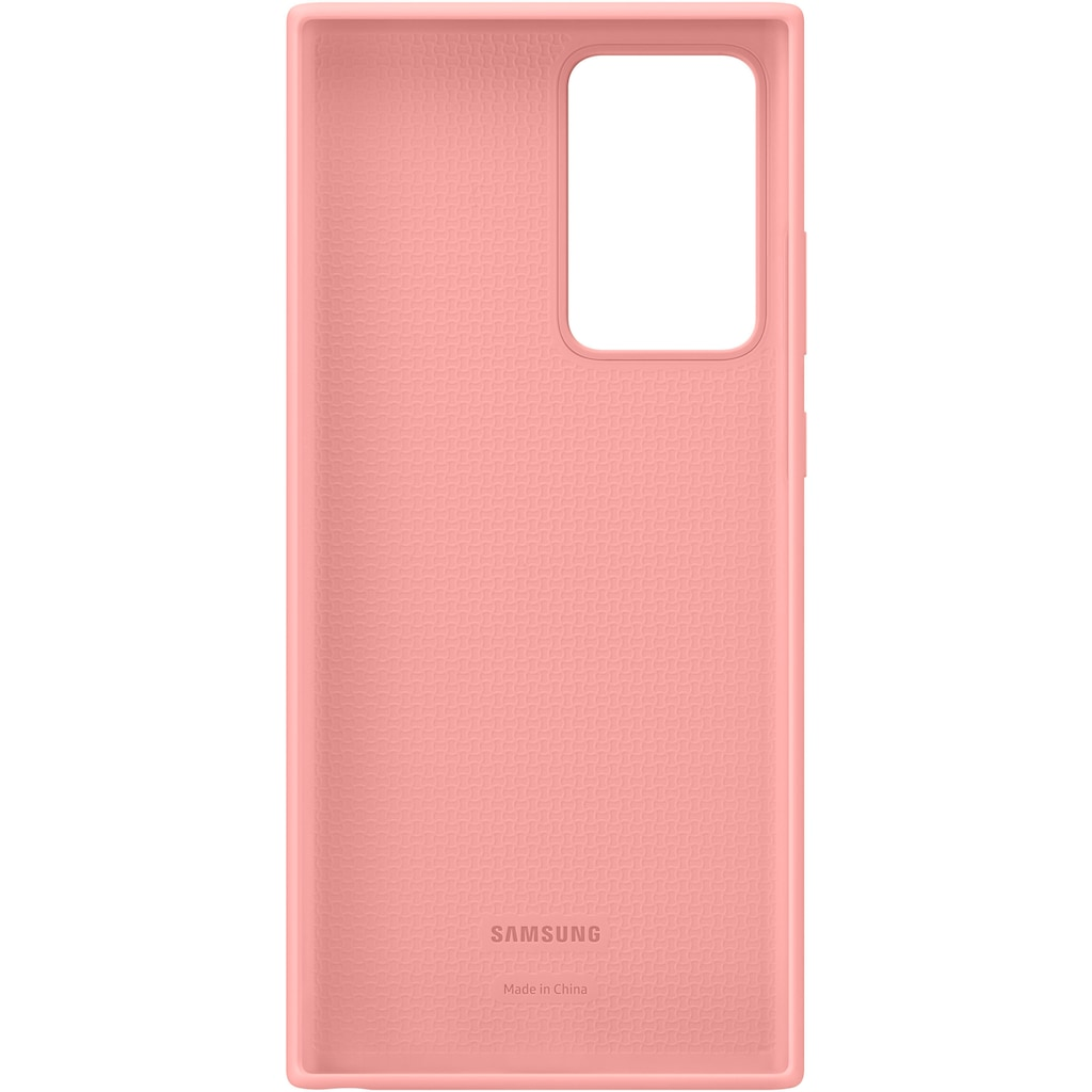 Samsung Handyhülle »Silicone Cover EF-PN985 für Note 20 Ultra«, Galaxy Note20 Ultra
