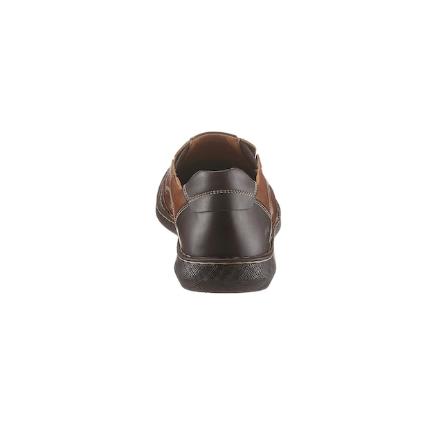 SoftWalk Slipper mit Leder-Wechselfußbett