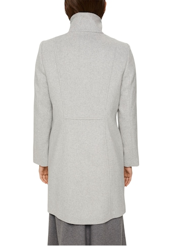 Esprit Collection Wollmantel, mit praktischen Details kaufen