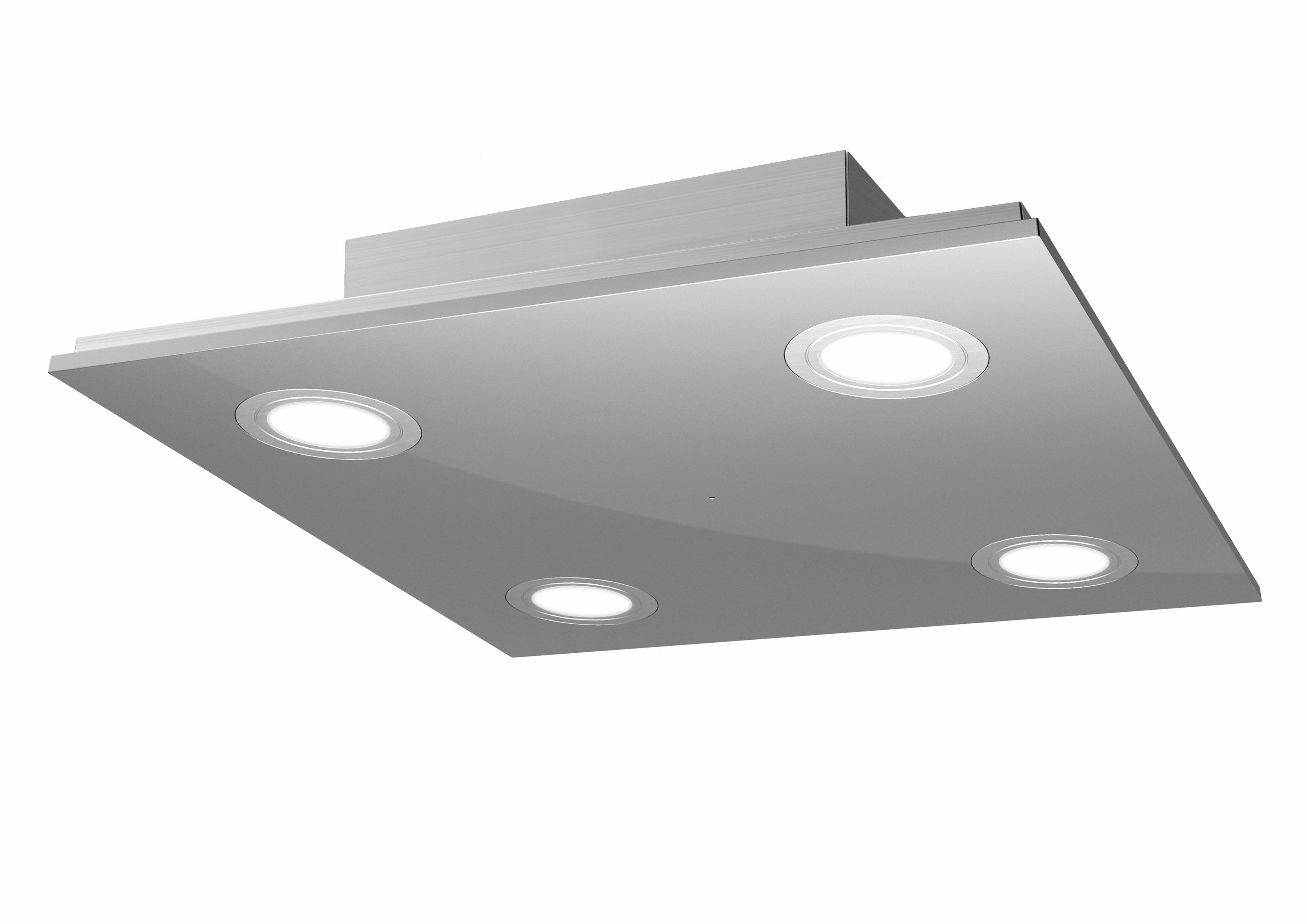 EVOTEC LED Deckenleuchte PANO, LED-Board, Warmweiß, LED Deckenlampe