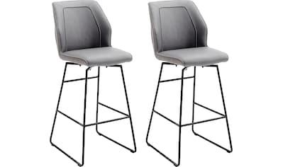 MCA furniture Barhocker »Aberdeen« (Set, 2 Stück, 2 - er) kaufen