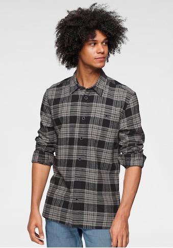 OTTO products Flanellhemd »GOTS zertifiziert – nachhaltig aus Bio-Baumwolle«, aus... kaufen
