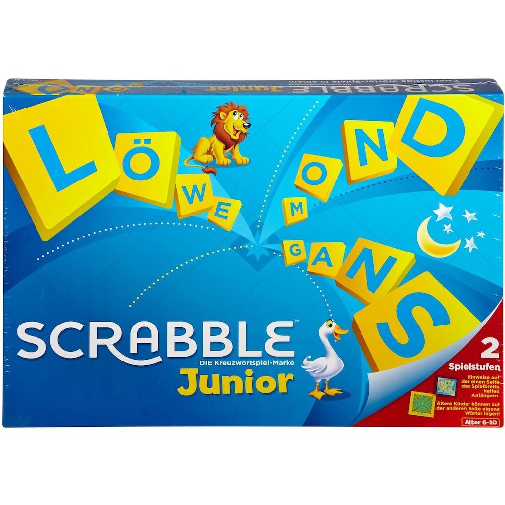 Mattel games Spiel »Scrabble Junior«
